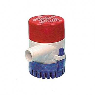Осушителна помпа RULE 360-2000GPH 12/24V САЩ