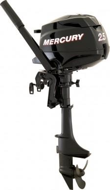 Mercury 2.5HP базов модел