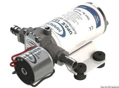 Циркулационна помпа за чиста вода 12/24V MARCO