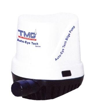 Помпа осушителна за лодка автоматична (със сензор) ТМС 12/24V 500-1500GPH Тайван