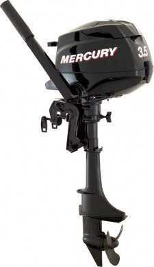 Mercury 3.5HP базов модел