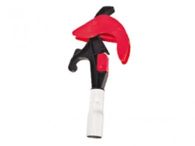 Кука за швартоване с телескопична алуминиева дръжка