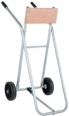 Транспортна количка за извънбордов двигател с колела