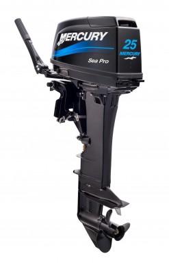 Mercury 25HP Sea Pro базов модел