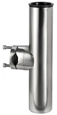 Поставка/стойка за въдица релингов монтаж неръждаема (inox)