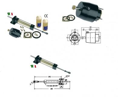 С-ма за управление GE50 за бордови двигател