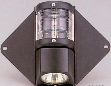 Светлина котвена с палубно осветление 12V