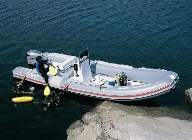 Lomac 730cm Club Италия Hypalon