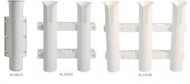 Поставка/стойка за 1/2/3 въдици, вертикален монтаж