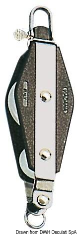 Двоен вертикален шарнир с пръстен