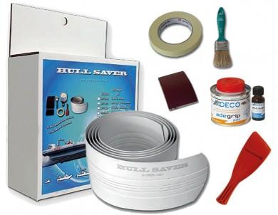 Комплект защита на корпуса (кил-протектор, кил-гард)