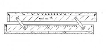 Линия паралелна 300/400/500мм