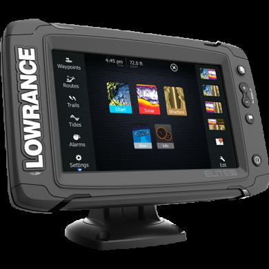 Lowrance ELITE-7 FS COMBO