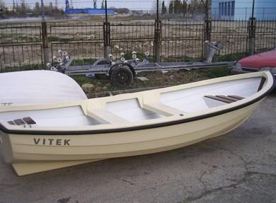 ЛОДКА VITEK 435