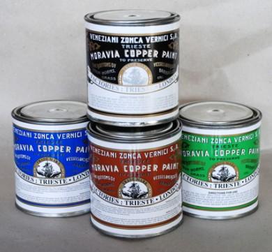 Moravia Cooper с меден оксид Турция