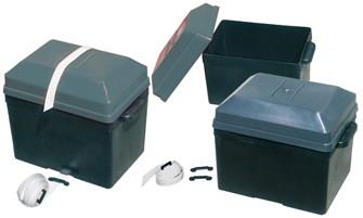 Кутия за съхранение на акумулатор L270мм