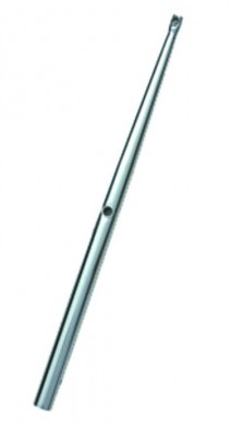 Поставка за  релинг 410/610/740мм inox 316