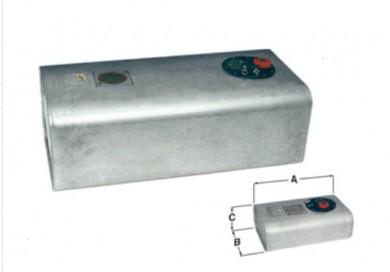 Резервоари за вграждане inox от 35л до 147л