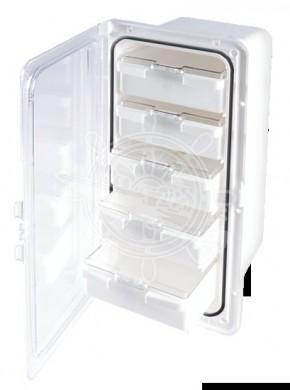 Кутия 5 чекмеджета вертикален монтаж