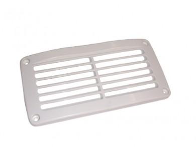 Вентилационна решетка 21x11cm, пластмаса