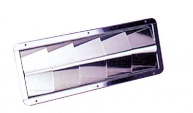 Вентилационна решетка, inox