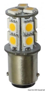Резервна крушка LED 12/24V BA15D