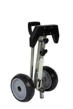 Транспортна количка за извънбордов двигател сгъваема