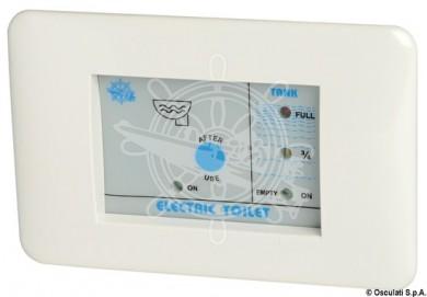 Контролен панел за тоалетна сензорен