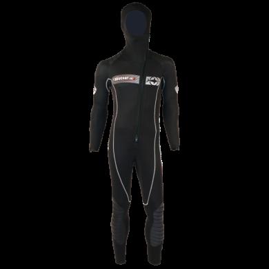 Облекло FOCEA FIRST 6.5мм Beuchat MAN с боне и преден цип