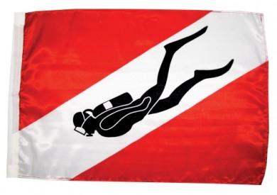 Флаг водолазен