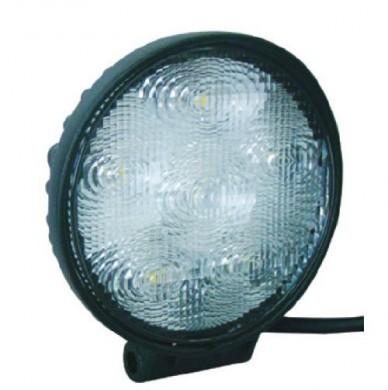 Прожектор 6хLED 12/24V многофункционален