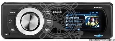 Музикална система AQ-MP-5UBT