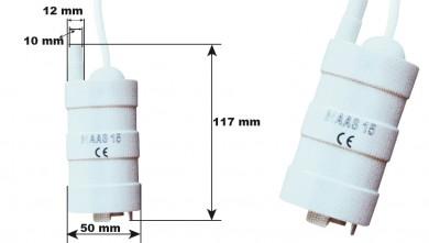 Помпа потопяема 12V 15л/мин.