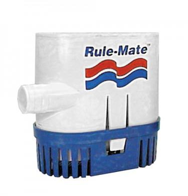 Помпа автоматична RULE 12/24V 500-2000GPH САЩ