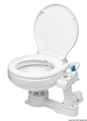 Тоалетна ръчна Италия компактна 34x45x42cm
