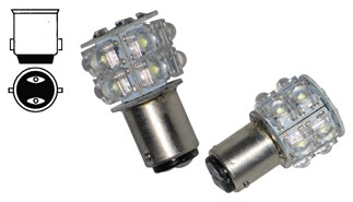 Резервна крушка LED 12V10xLED