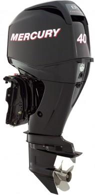 Mercury 40HP ръчно / дистанционно управление