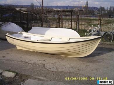 Лодка VITEK 490 см