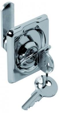 Заключалка 50х55мм inox