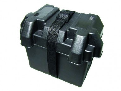 Кутия за акумулатор 270/350мм