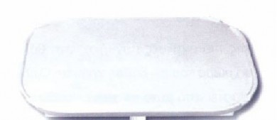Маса правоъгълна 50х70см