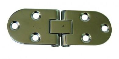 Панта за люк симетрична inox 83х30мм