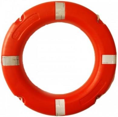 Спасителен кръг 2.5кг 72см S/S74, L.S.A Code, 96/98/EC