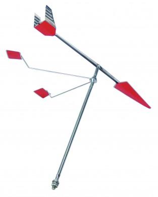 Ветропоказател inox