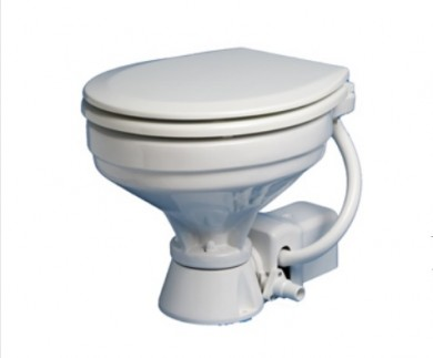 Електрическа тоалетна 12V 330х440х310мм