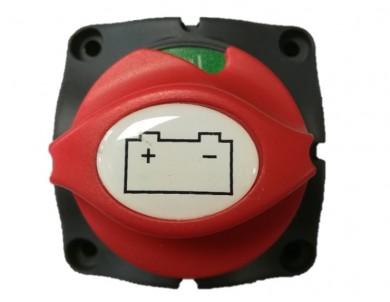 Ключ маса за един акумулатор 12/24V