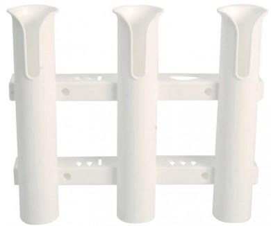 Поставка/стойка за 3 въдици вертикален монтаж