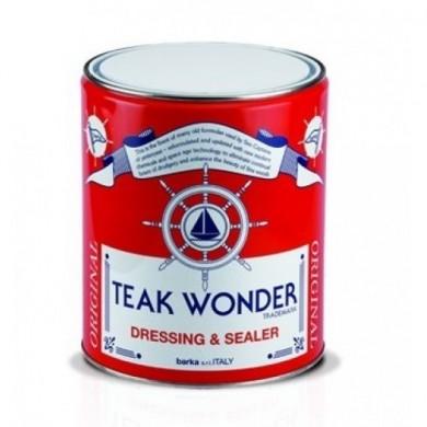Импрегнатор за тик Teak Wonder 1/4л UK Тиково масло