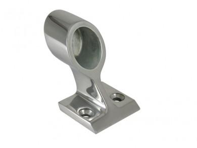 Накрайник за релинг 120° f22-25mm inox