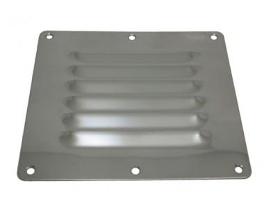 Вентилационна решетка 12,7х11,5cm inox